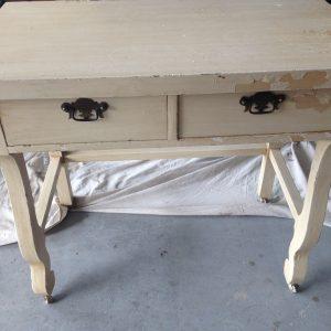 Small Veneer Desk