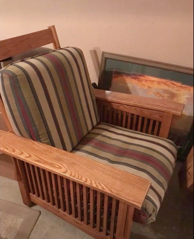 Reclining Chair (before)