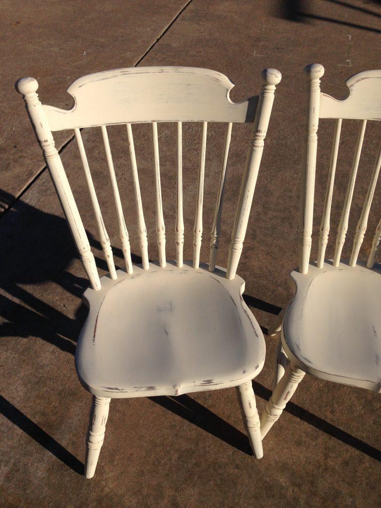 Farmhouse Chair (after)