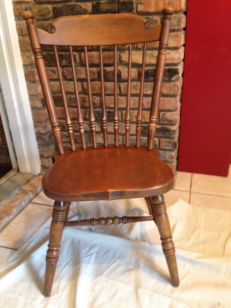 Farmhouse Chair (before)