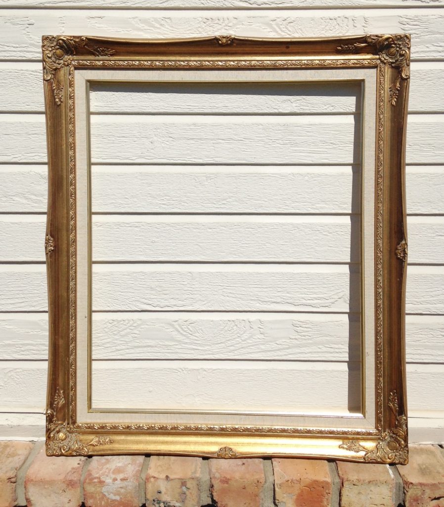Old Frame (before)